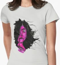 Clandestine Womens Fitted T-Shirt