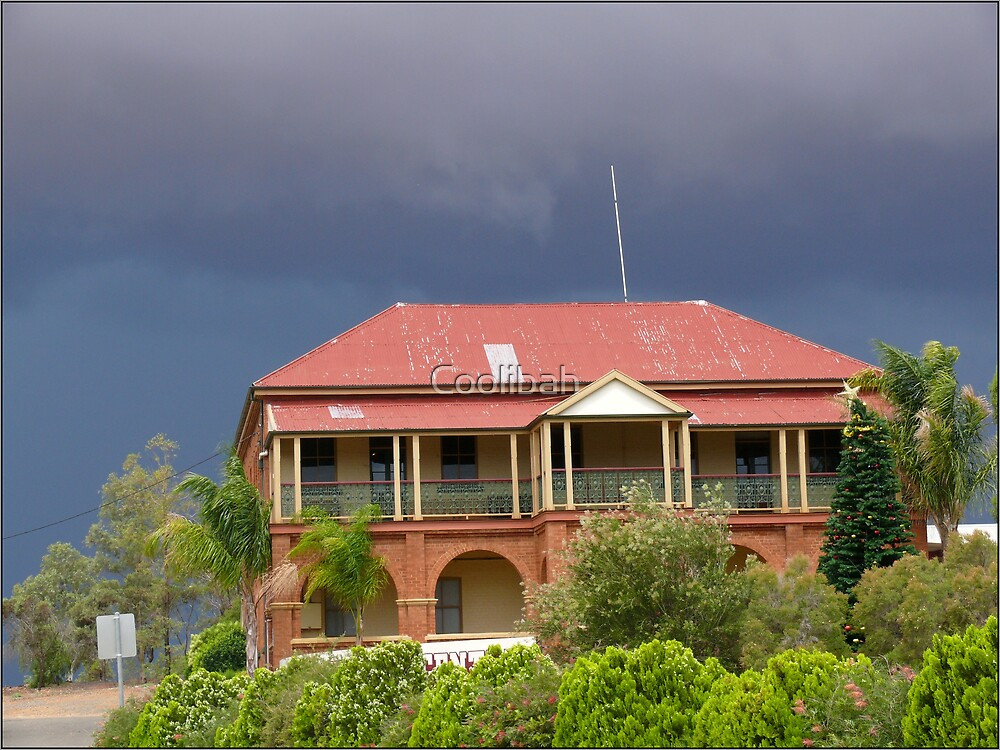 Cobar Heritage Center  by Ruth Anne  Stevens