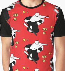 Magic Bunny Graphic T-Shirt