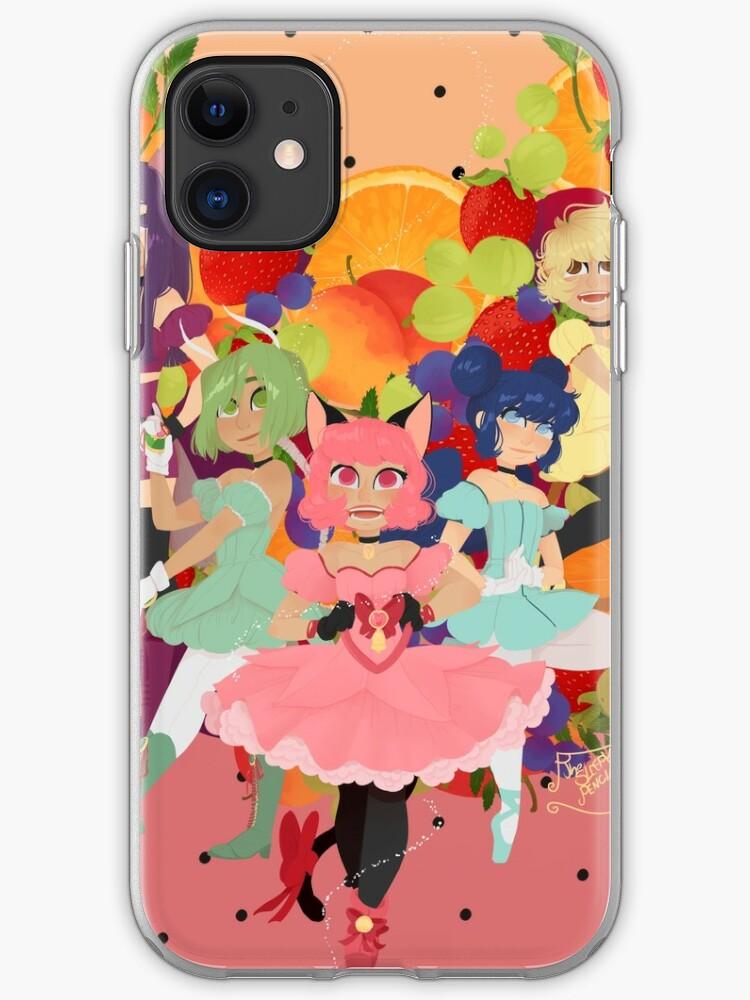 coque iphone 8 mew