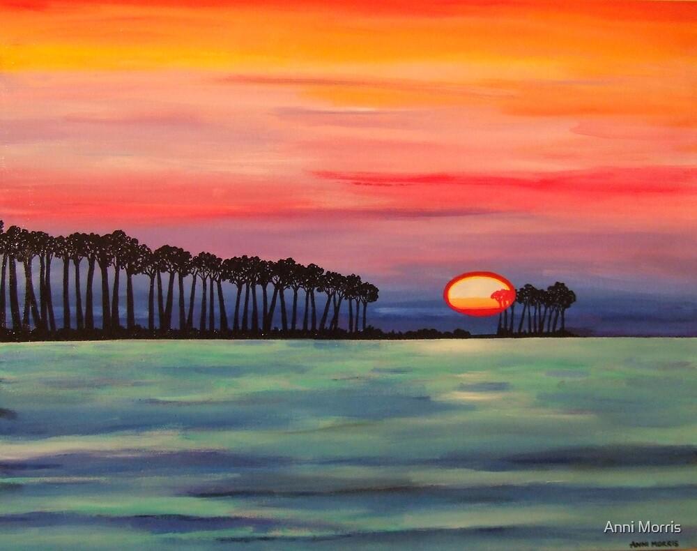 Jealous Sky by Anni Morris