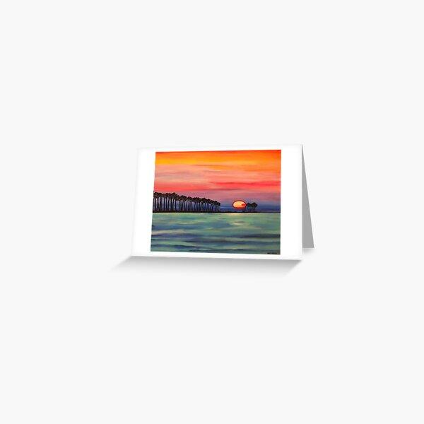 Jealous Sky Greeting Card