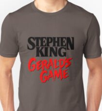 Gerald's Game - King First Edition Series Unisex T-Shirt