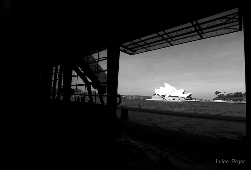 Urban Landscape# 22 Opera House by Juilee  Pryor