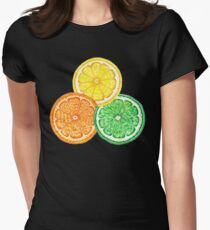 citrus Women's Fitted T-Shirt