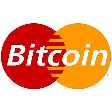 Bitcoin Card by Geek-Chic