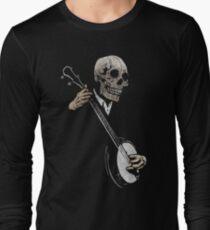 Skullboys' Banjo Blues Long Sleeve T-Shirt