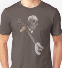 Skullboys' Banjo Blues Unisex T-Shirt