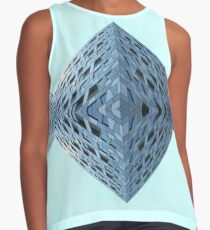 Obsidian Pyramid in the Sky Contrast Tank
