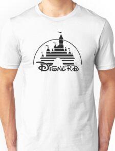 Disnerd - Black Unisex T-Shirt