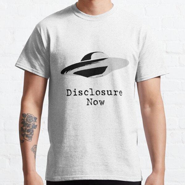 Disclosure Now  Classic T-Shirt