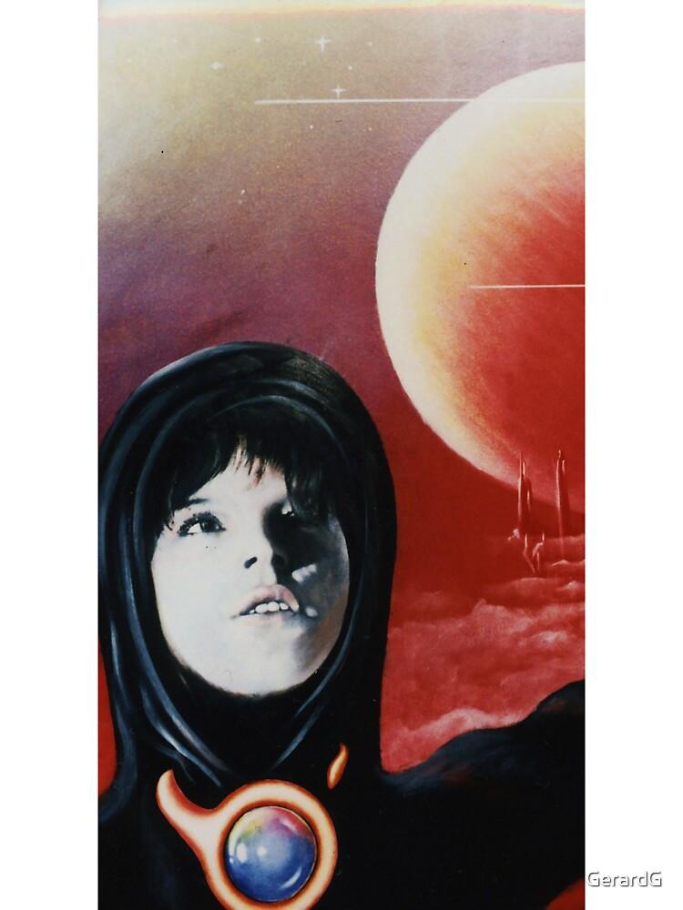 SPACE GIRL by GerardG