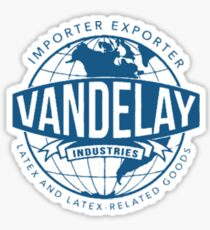 Vandelay Industries Sticker