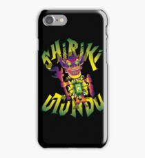 "Shiriki Utundu ""Tower of Terror"" iPhone Case/Skin"