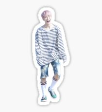 SMILEY JIMIN Sticker