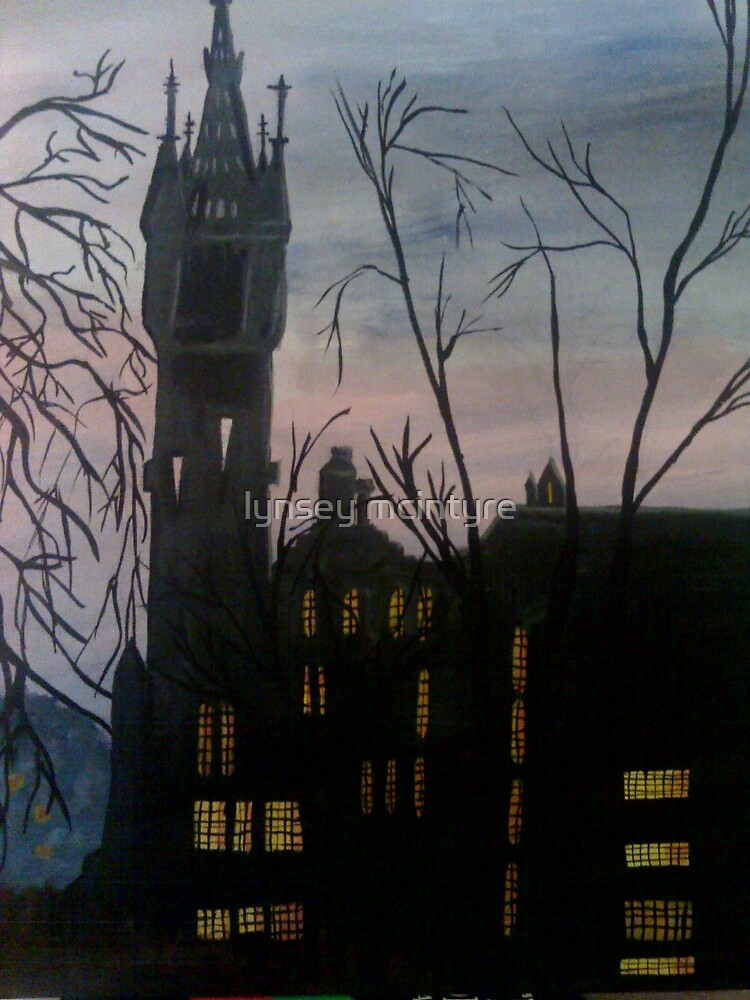 glasgow university  by lynsey mcintyre