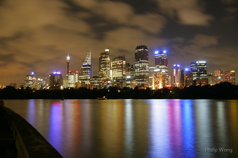 Sydney Reflections by Philip Wong