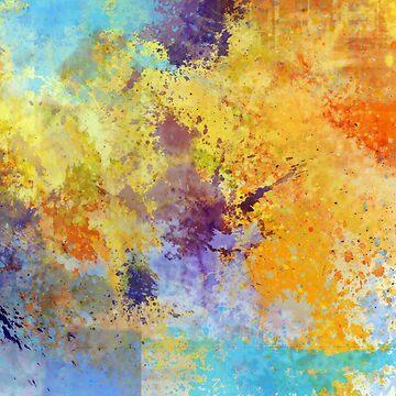 splatter by cajebo