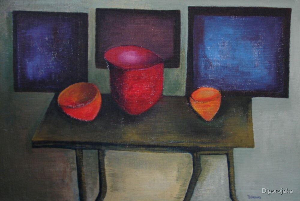 Table by Diporojeke