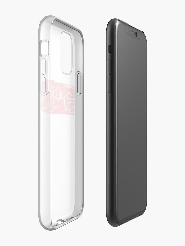 """Supreme Box Logo"" iPhone-Hülle & Cover von drwsko"