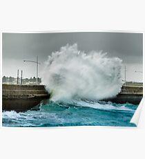 Breakwall Splash #2 Poster