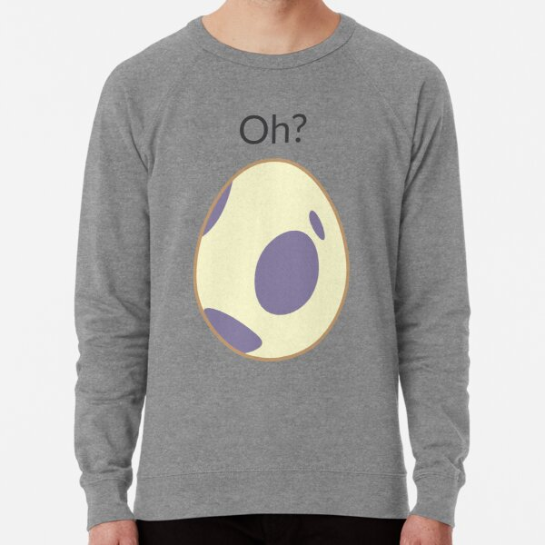 Pokemon GO 10K Hatching Egg Lightweight Sweatshirt