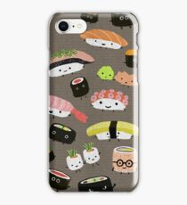 Sushi Party iPhone Case/Skin