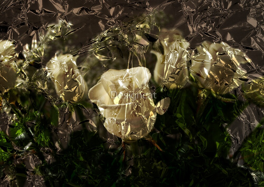 Rose Bouquet by Designcat