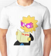 Luna-Lisa Lovegood-Simpson Parody Mashup Unisex T-Shirt