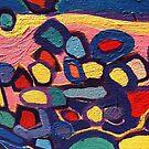 Rocky Shore Detail by brettonarts