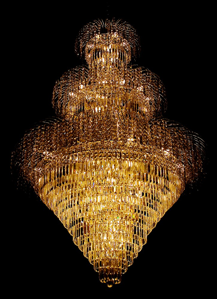 Chandelier by Ulf Buschmann