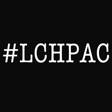 LCHPAC Hashtag by haliehovenga