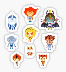 Thundercats, ho! Sticker
