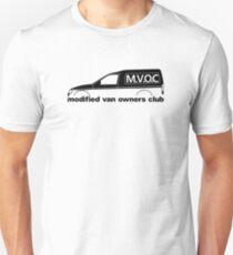 MVOC - for Ford Escort mk5 Van enthusiasts Unisex T-Shirt