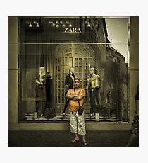 A la moda de Paris Photographic Print