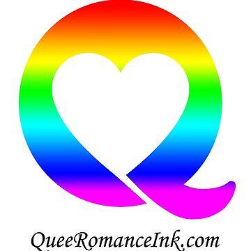 QueeRomanceInk with website by queerscifi