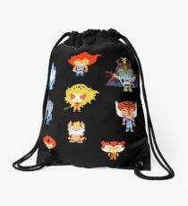 Thundercats, ho! Drawstring Bag
