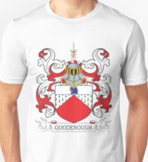 Goodenough Coat of Arms Unisex T-Shirt