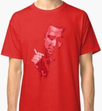 Bill Hicks (red) Classic T-Shirt