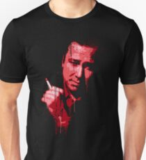 Bill Hicks (red) Unisex T-Shirt