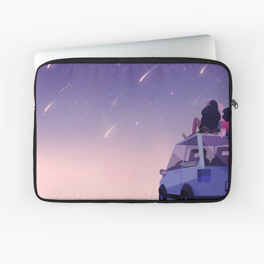 The view is beautiful Laptop Sleeve