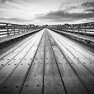 The Wooden Bridge by Martina Fagan