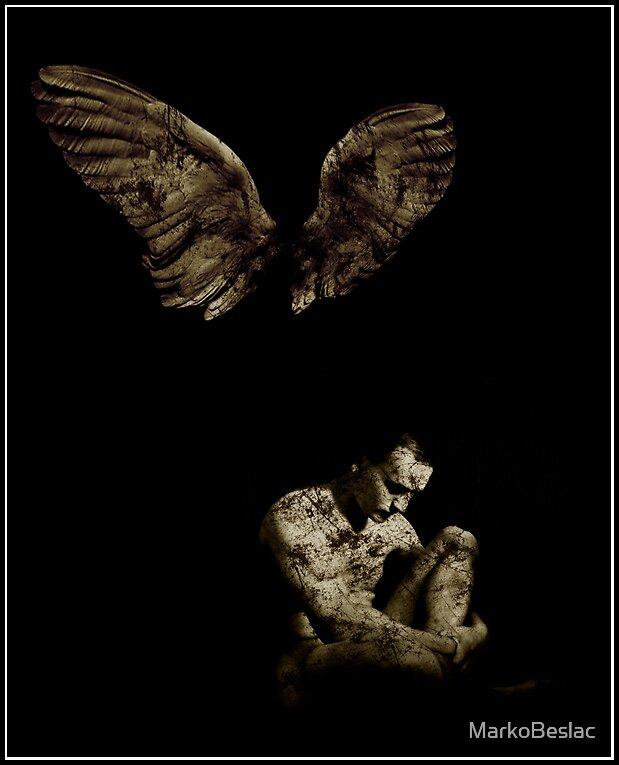 Angel's Birth by MarkoBeslac