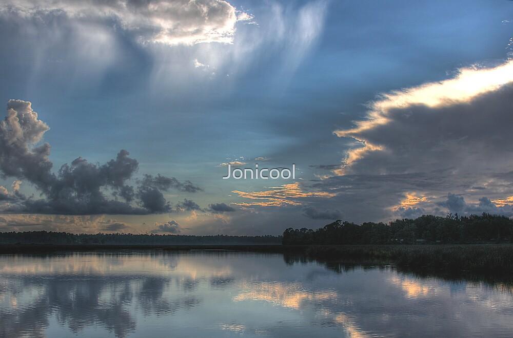 Morning Reflections by Jonicool