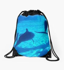 Three Amigos Drawstring Bag