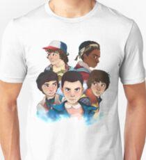 Die Gruppe Slim Fit T-Shirt