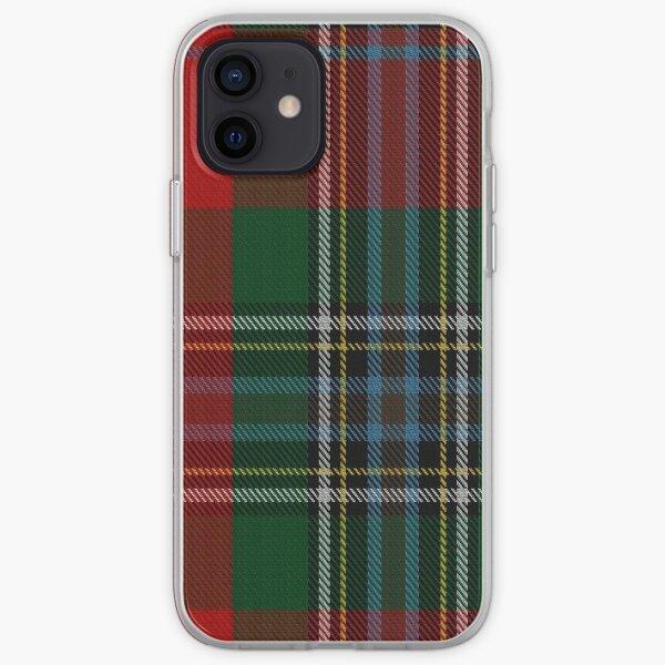 MacLean (rare) Clan/Family Tartan  iPhone Soft Case