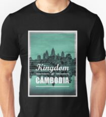 Kingdom of Cambodia | Angkor Wat Unisex T-Shirt