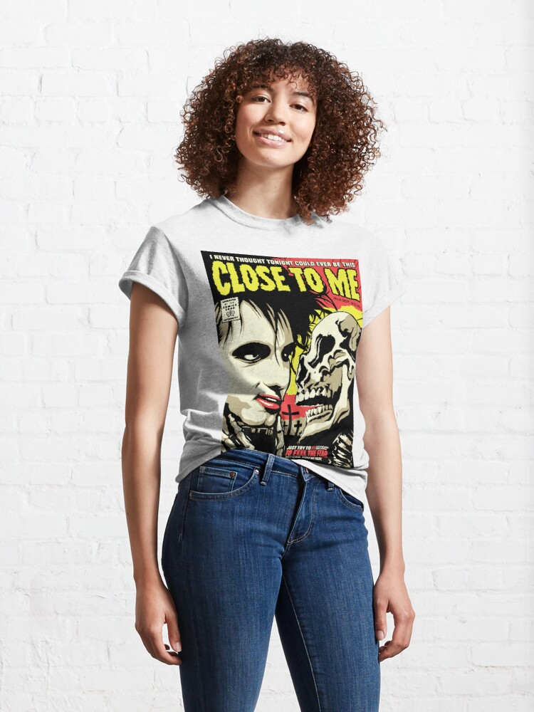 Alternate view of TFTS | Close Classic T-Shirt