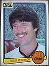 271 - Scott McGregor by Foob's Baseball Cards